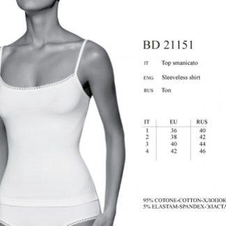 Женская майка Innamore BD21151