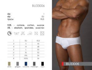 Мужские трусы Innamore BU33006