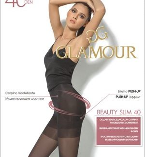 Колготки Glamour Beauty Slim 40