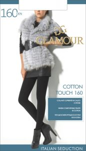 Колготки Glamour Cotton Touch 160