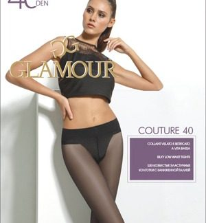 Колготки Glamour Couture 40