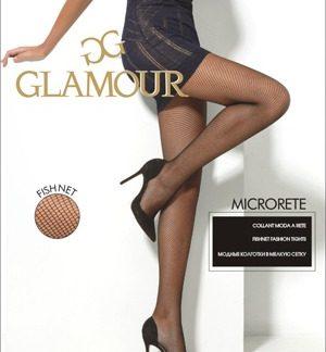 Колготки Glamour Microrete