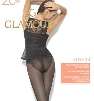 Колготки Glamour Style 20