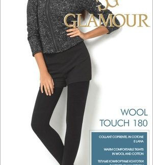Колготки Glamour Wool Touch 180