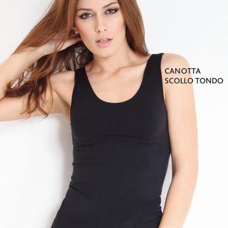 Майка Giulia Canotta Scollo Tonda