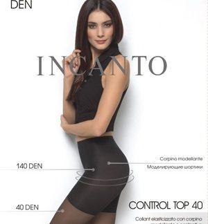 Колготки моделирующие Incanto Control Top 40