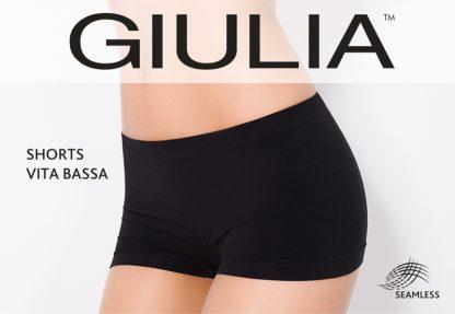 shorts vita bassa