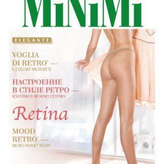 Колготки в сетку Minimi Retina