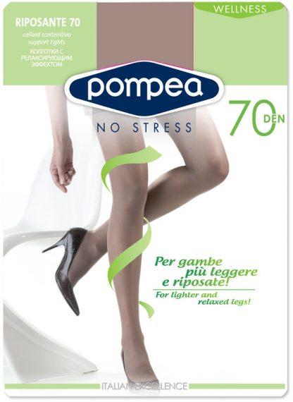 Колготки Pompea Riposante 70