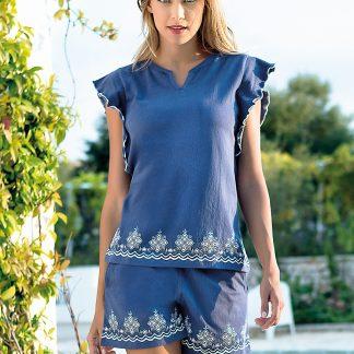 Пижама Jadea 3068