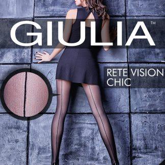 Колготки Gulia Rete Vision Chic