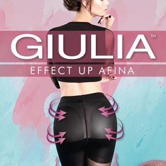 Корректирующие фантазийные колготки Giulia Effect Up Afina 02