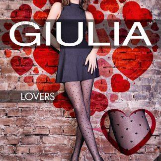 Фантазийные колготки Giulia Lovers 04