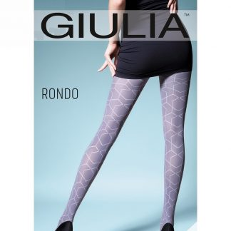 Фантазийные колготки Giulia Rondo 03